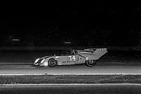 Del Taylor, #74  Chevron GTP Buick , Paul Revere 250, Daytona International Speedway, Daytona Beach, Florida, July 4, 1981. (Photo by Brian Cleary/ www.bcpix.com)