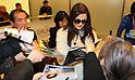 Rachel Weisz Arrives in Japan