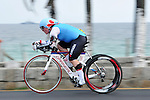 Marie-Eve Croteau, Rio 2016 - Para Cycling // Paracyclisme.<br /> Marie-Eve Croteau competes in the Para-Cycling Time Trial Women's T2 // Marie-Eve Croteau participe au T2 féminin de paracyclisme contre la montre. 14/09/2016.