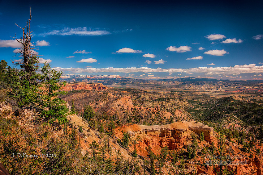Bryce Canyon and Aquarius Plateau, Utah