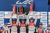 6 HOURS AT SILVERSTONE (GBR) ROUND 1 FIA WEC 2015