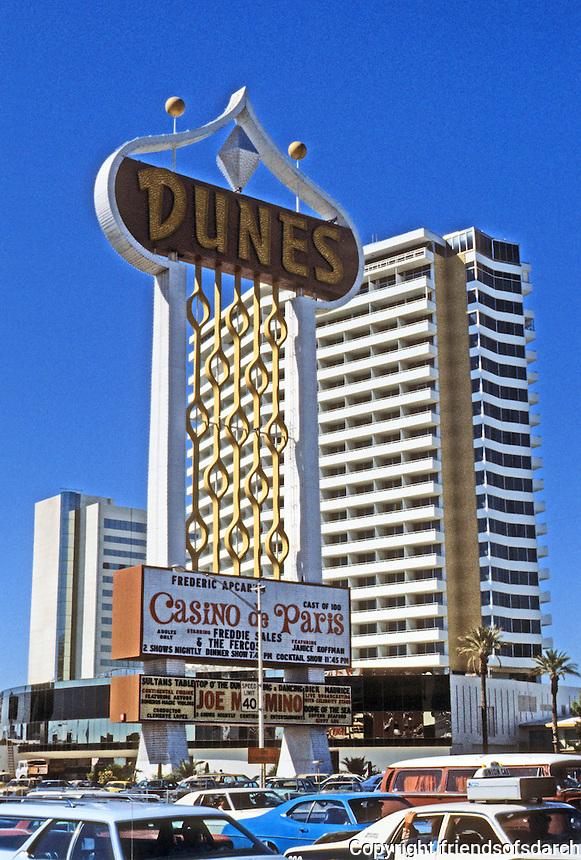 Las Vegas: The Dunes Hotel. Photo '79.