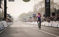 Alberto Bettiol (ITA/EF Education First) surprisingly wins the 103rd Ronde van Vlaanderen 2019<br /> One day race from Antwerp to Oudenaarde (BEL/270km)<br /> <br /> ©kramon