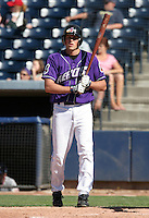 Akron Aeros Nate Panther during an Eastern League game at Canal Park on April 15, 2006 in Akron, Ohio.  (Mike Janes/Four Seam Images)