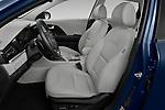 Front seat view of 2020 KIA Niro-Plug-In-Hybrid EX-Premium 5 Door Hatchback Front Seat  car photos