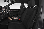 Front seat view of a 2015 Jeep Grand Cherokee Laredo 5 Door SUV front seat car photos