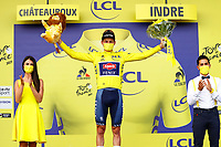 1st July 2021; Chateauroux, France; VAN DER POEL Mathieu (NED) of ALPECIN-FENIX  after stage 6 of the 108th edition of the 2021 Tour de France cycling race, a stage of 160,6 kms between Tours and Chateauroux on July 1