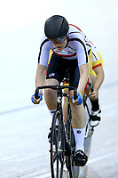 Geertien Venter competes in Women Elite Keirin final during the 2020 Vantage Elite and U19 Track Cycling National Championships at the Avantidrome in Cambridge, New Zealand on Saturday, 25 January 2020. ( Mandatory Photo Credit: Dianne Manson )