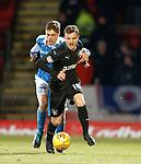 Andy Halliday and Murray Davidson