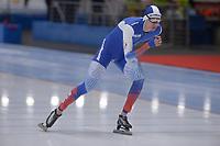 SPEEDSKATING: 22-11-2019 Tomaszów Mazowiecki (POL), ISU World Cup Arena Lodowa, 5000m Men Division A, Danila Semerikov (RUS), ©photo Martin de Jong