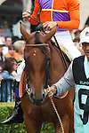 Beholder winner of 2 yr. old Maiden race at Del Mar Race Course in Del Mar, California on July 22, 2012.