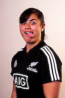 Rebekah Tufaga. New Zealand Black Ferns headshot outtakes at The Rugby Institute, Palmerston North, New Zealand on Thursday, 28 May 2015. Photo: Dave Lintott / lintottphoto.co.nz