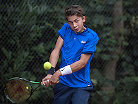 Hilversum, Netherlands, August 10, 2016, National Junior Championships, NJK, Amadatus Admiraal (NED)<br /> Photo: Tennisimages/Henk Koster