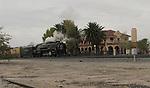 Kelso, CA. Depot & steam engine. 11-20-11