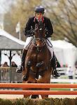 April 27, 2014: Bay My Hero and rider, WIlliam Fox-Pitt win the 2014 Rolex Three Day Event held annually at the Kentucky Horse Park.  Candice Chavez/ESW/CSM