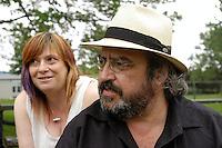 File Photo -  La Bottine Souriante<br /> <br /> <br />  photo  : Jacques Pharand<br />  -  Agence Quebec Presse