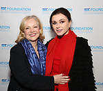 Susan Stroman and Irina Dvorovenko attend the Second Annual SDCF Awards, A celebration of Excellence in Directing and Choreography, at the Green Room 42 on November 11, 2018 in New York City.