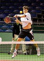 10-2-10, Rotterdam, Tennis, ABNAMROWTT, Michael Berrer,
