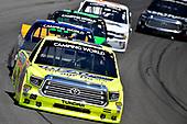 NASCAR Camping World Truck Series<br /> LTI Printing 200<br /> Michigan International Speedway, Brooklyn, MI USA<br /> Saturday 12 August 2017<br /> Matt Crafton, Ideal Door / Menards Toyota Tundra<br /> World Copyright: Rusty Jarrett<br /> LAT Images