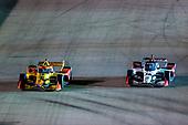 #30: Takuma Sato, Rahal Letterman Lanigan Racing Honda<br /> #28: Ryan Hunter-Reay, Andretti Autosport Honda