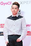 Shota Shimizu, Jun 22, 2013 : MTV VMAJ (VIDEO MUSIC AWARDS JAPAN) 2013 at Makuhari Messe in Chiba, Japan. (Photo by AFLO)