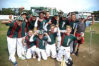 160407 NZ Intermediate Schools Regional Boys' Cricket Final - Raroa Intermediate v Wellesley College