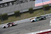 #20: Harrison Burton, Joe Gibbs Racing, Toyota Supra Dex Imaging #11: Justin Haley, Kaulig Racing, Chevrolet Camaro LeafFilter Gutter Protection