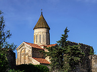 Kathedrale von Samtavisi, Innerkartlien, Georgien, Europa<br /> Cathedral in Samtavisi, Shida Kartli,  Georgia, Europe