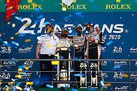 FIA WEC RACE - 24 HOURS OF LE MANS (FRA) 09/17-20/2020