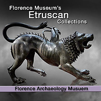 Ancient Etruscan Artefacts i Florence Archaeological Museum - Pictures & Images