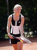 12-8-06,Den Haag, Tennis Nationale Jeugdkampioenschappen, Tessa Breve