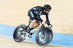 The team of New Zealand with Edward Dawkins, Ethan Mitchell and Sam Webster compete in Men's Team Sprint - 1st Round match as part of the 2017 UCI Track Cycling World Championships on 12 April 2017, in Hong Kong Velodrome, Hong Kong, China. Photo by Victor Fraile / Power Sport Images