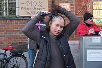 2014/03/07 Berlin | Protest gegen Hartz 4