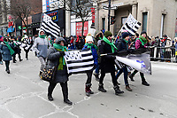 St-Patrick<br />  2019<br /> <br /> PHOTO : Agence Quebec Presse