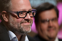 Alexandre Taillefer<br /> <br /> at the press conference for Montreal, Metropole Culturelle's Coup d'oeil,<br />  April 15, 2016 at City hall.<br /> <br /> Photo : Pierre Roussel - Agence Quebec Presse<br /> <br /> <br /> <br /> <br /> <br /> <br /> <br /> <br /> .