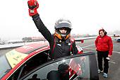Motul Pole Award winner #89 HART Honda Civic TCR, TCR: Chad Gilsinger