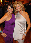 Yvonne Stern and Susan Plank at the Una Notte in Italia dinner and fashion show at the InterContinental Hotel Friday Nov. 07, 2008. (Dave Rossman/For the Chronicle)
