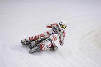 MOTORSPORT: HEERENVEEN: IJsstadion Thialf, 05-04-2018, IJsspeedway training, Bart Schaap, ©foto Martin de Jong