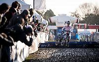 eventual race winner Ceylin Del Carmen Alvarado (NED/Corendon-Circus)<br /> <br /> Azencross Loenhout 2019 (BEL)<br />  <br /> ©kramon