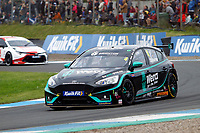 Round 5 of the 2021 British Touring Car Championship. #4 Sam Osborne. Racing with Wera & Photon Group. Ford Focus ST.