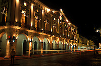 Government Palace (Palacio de Gobierno) in the city of  Merida, Mexico.