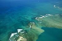 outer reef, Oahu, Hawaii