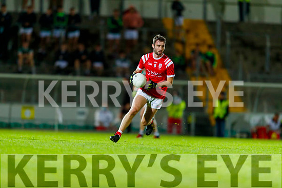 Dan O'Brien, East Kerry during the Kerry County Senior Football Championship Semi-Final match between East Kerry and St Brendan's at Austin Stack Park in Tralee, Kerry.
