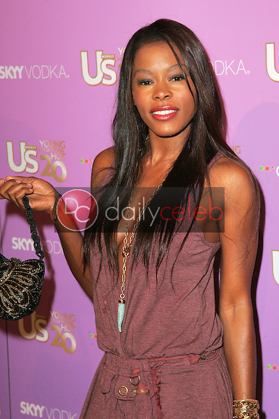 Golden Brooks<br /> At US Weekly's Young Hollywood Hot 20 party, LAX, Hollywood, CA 09-16-05<br /> David Edwards/DailyCeleb.Com 818-249-4998