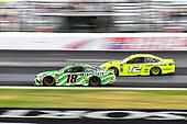 #18: Kyle Busch, Joe Gibbs Racing, Toyota Camry Interstate Batteries