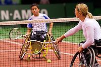 10-2-10, Rotterdam, Tennis, ABNAMROWTT, rolstoeltennis, esther vergeer