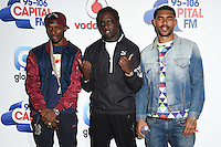 WSTRN<br /> at the Capital Radio Summertime Ball 2016, Wembley Arena, London.<br /> <br /> <br /> ©Ash Knotek  D3132  11/06/2016