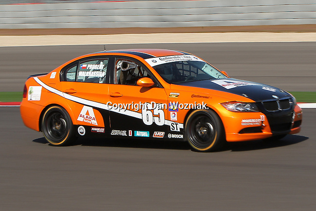 Ara Malkhassian (65) in action during the Continental Tire Challenge race at the Circuit of the Americas race track in Austin,Texas...