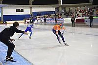 SPEEDSKATING: CALGARY: 03-03-2019, ISU World Allround Speed Skating Championships, ©Fotopersburo Martin de Jong