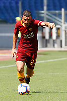 Roma's Alessandro Florenzi in action during the Italian Serie A football match between Roma and Chievo Verona at Rome's Olympic stadium, September 16, 2018.<br /> UPDATE IMAGES PRESS/Riccardo De Luca